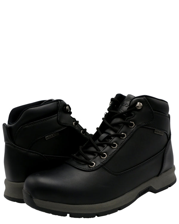 Lugz Men'S Rally Chukka Boot - Black - Vim.com