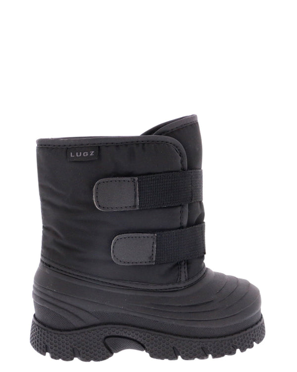 CLEARANCE!! NEW Winter Boots in Black Size 9 LUGZ Flurry Toddler BOYS Snow