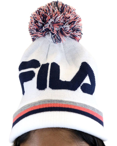 FILA-Mens Fila Boys Beanie And Gloves Set-VIM.COM