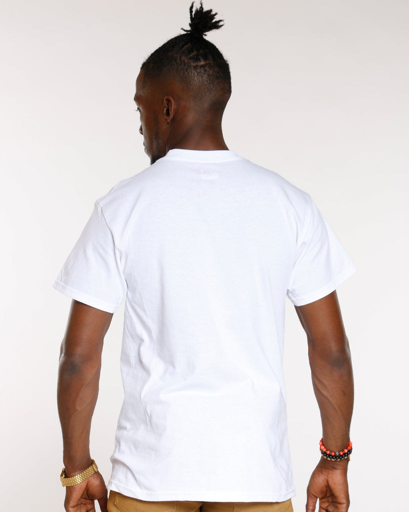 VIM Brooklyn Bridge Tee - White - Vim.com
