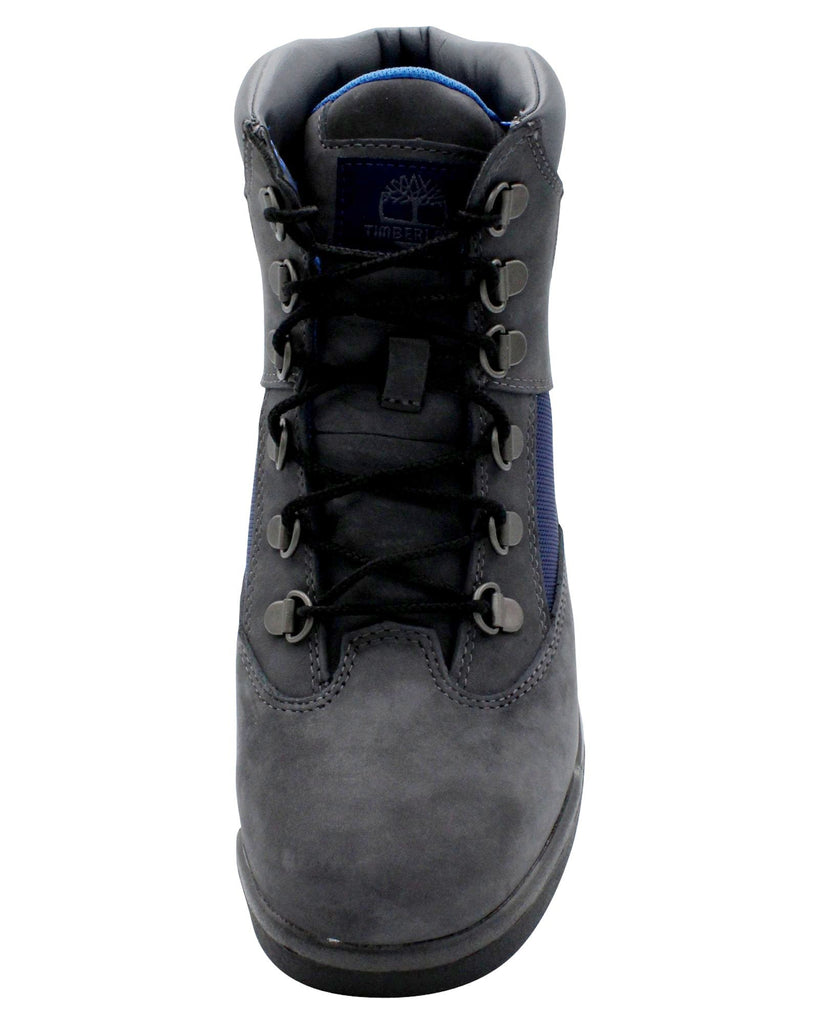 TIMBERLAND 6-Inch Field Boot (Pre School) - Grey - Vim.com