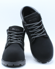 Chukka Boot (Grade School) - Black