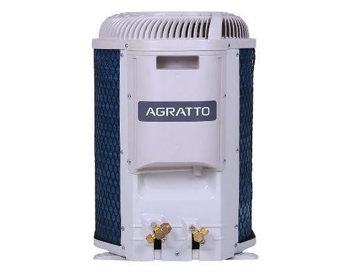 Ar Condicionado Split HW Inverter Agratto Eco Top 9.000 BTUs Só Frio 220V Cobre