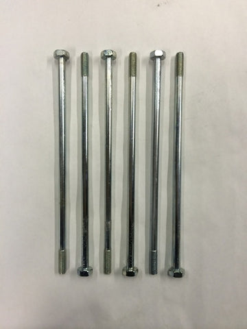 M10 x 500mm Hex Head Bolt