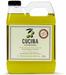 CUCINA Purifying Hand Wash Refills - 33.8 fl. oz. -  Coriander and Olive Tree