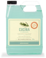 CUCINA Purifying Hand Wash Refills - 33.8 fl. oz. -  Rosemary and Cardamom