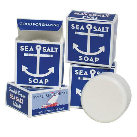 Swedish Dream Sea Salt Soap - 4.3 oz.