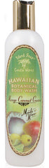 Island Soap Company Body Wash Gels - 8.5 fl. oz. Mango Coconut Guava