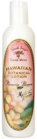 Island Soap Company Hand & Body Lotions - 8.5 fl. oz. Plumeria