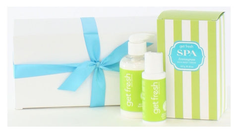 Get Fresh SPA Gift Set