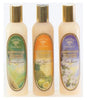 Island Soap Company 3pk Body Wash Gift Set