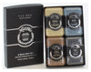 Mistral Men's Luxury 4 Soap Gift Set