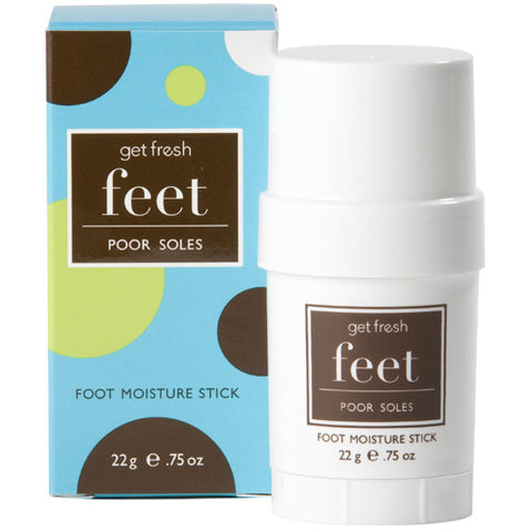 get fresh Poor Soles Lemongrass Moisture Stick - .75 oz.