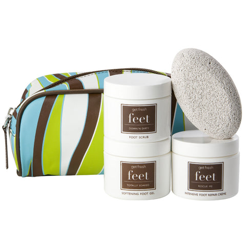 get fresh Relief For Tattered Tootsies Kit
