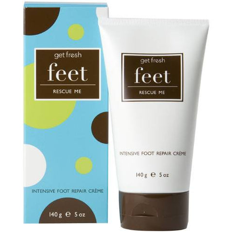 get fresh Rescue Me Lemongrass Foot Creme - 5 oz.