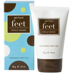 get fresh Totally Soaked Softening Foot Gel - 3.75 oz.