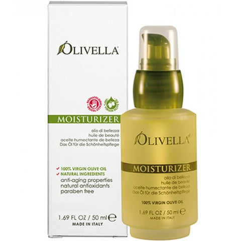 Olivella Virgin Olive Oil Moisturizer Serum - 1.69 fl. oz.