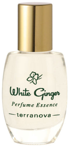 Terra Nova White Ginger Perfume Essence - .4 fl. oz.