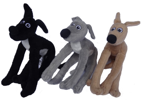 Mini Collectable Soft Greyhound