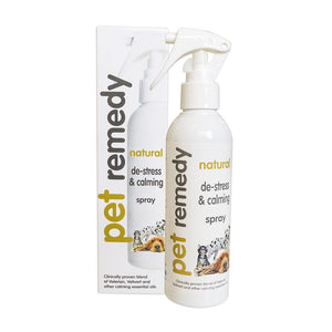 Pet Remedy De-Stress and Calming Products
