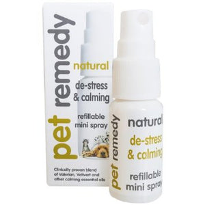 Pet Remedy: De-Stress and Calming Products