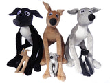 Large Collectable Greyhound Toy
