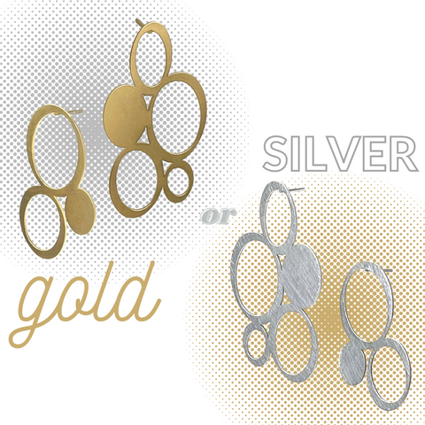 inSync design - gold and silver jewellery