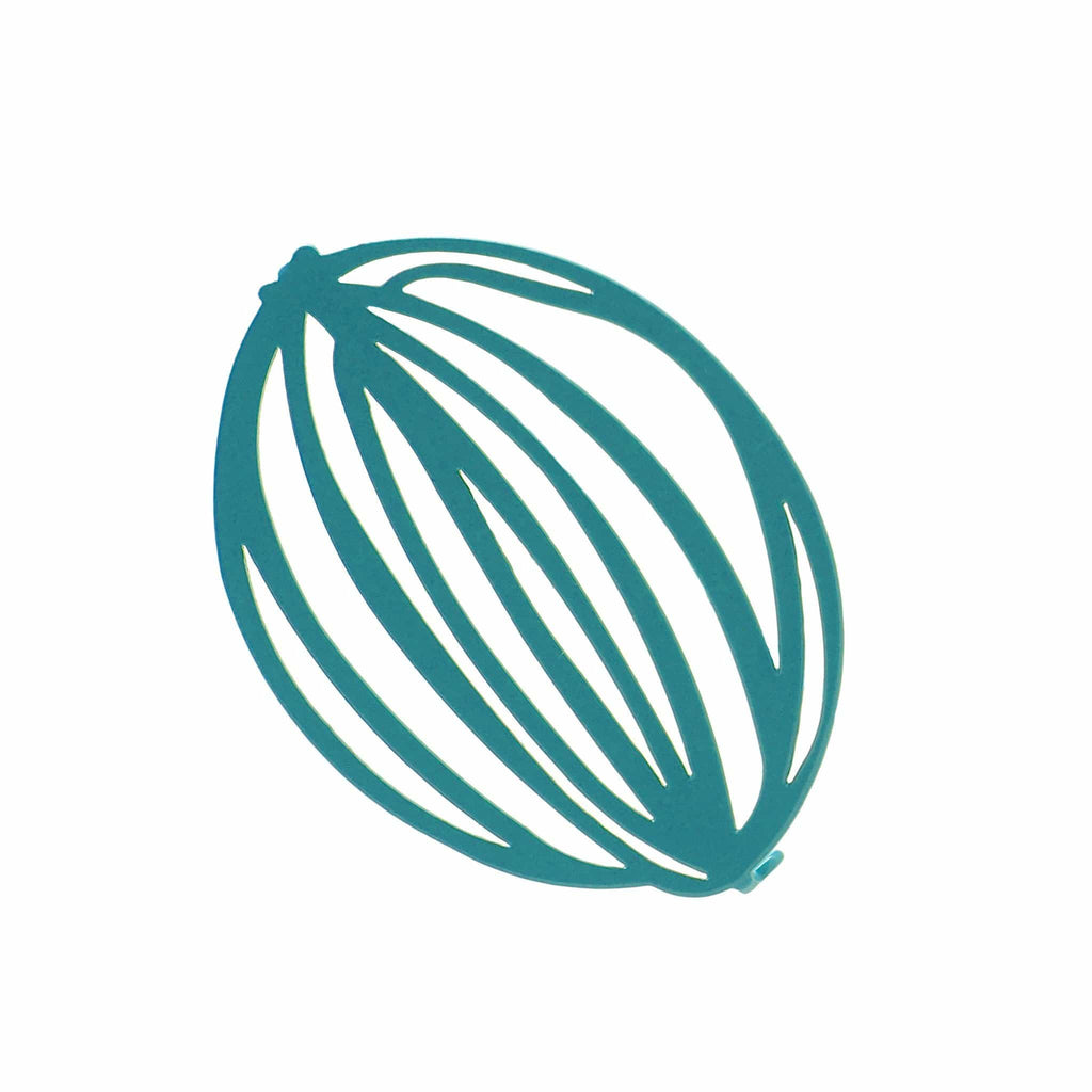 Core Brooch - Turquoise BROOCH