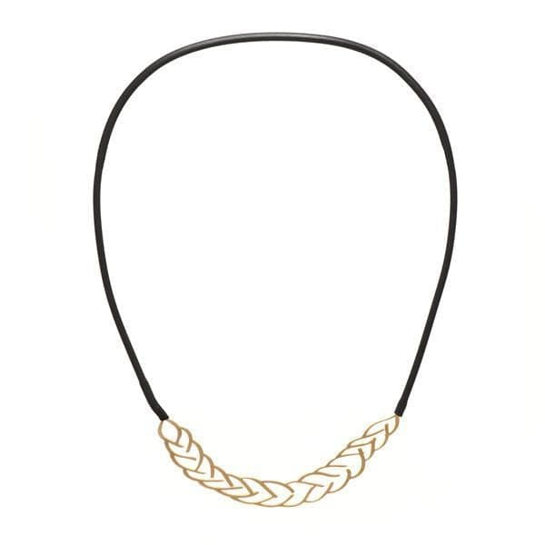 Platt Necklace - 22CT Rose Gold Plate NECKLACE