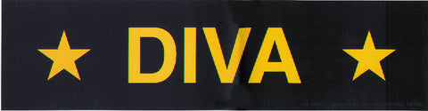 Diva Bumper Sticker