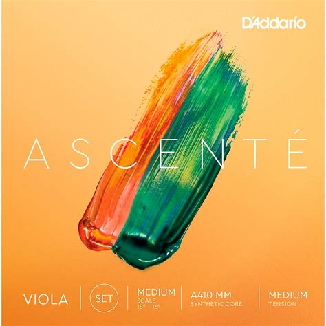 Daddario-Ascente-Viola-Strings
