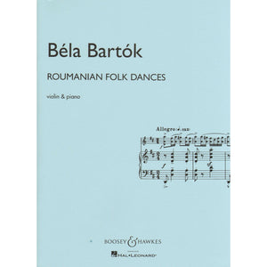 Bartok-Roumanian-Romanian-Folk-Dances-Violin-Music