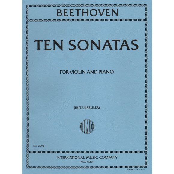 Beethoven-Ten-Sonatas-Violin-Music-International