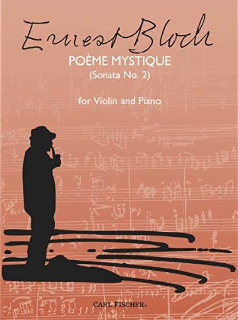Bloch-Poeme-Mystique-Sonata-No-2-Violin-Music