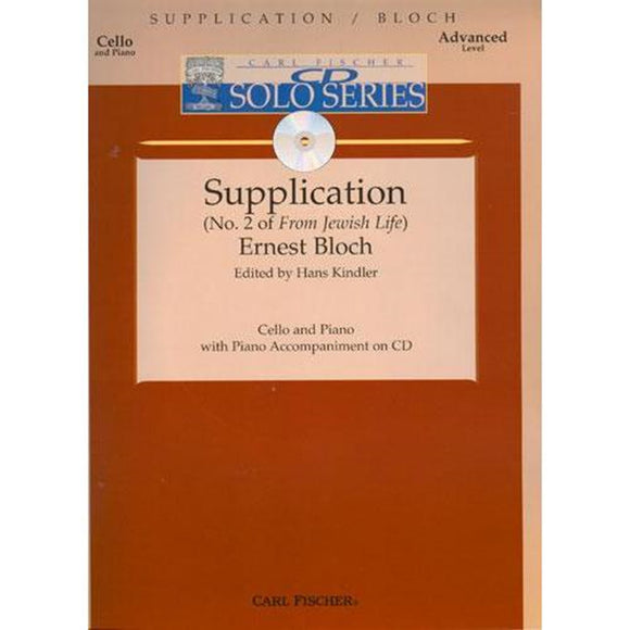 Bloch-Supplication-No-2-from-Jewish-Life-Cello-Music