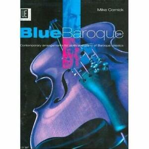 Blue Baroque Contemporary Arrangements for Violin and Piano of Baroque Classics