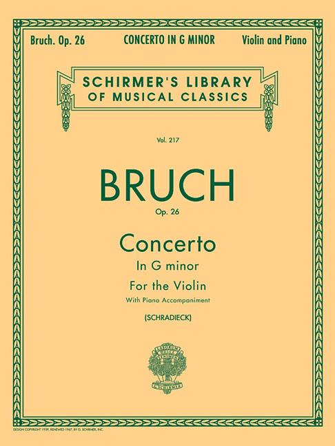 Bruch-Concerto-G-Minor-Opus-26-Violin-Music-Fischer