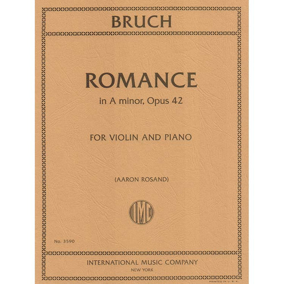 Bruch-Romance-A-minor-Opus-42-Violin-Music-International