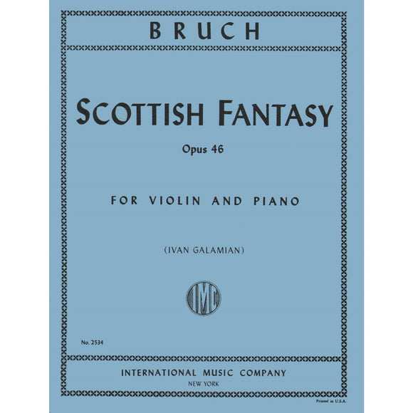 Bruch-Scottish-Fantasy-Violin-Music-International