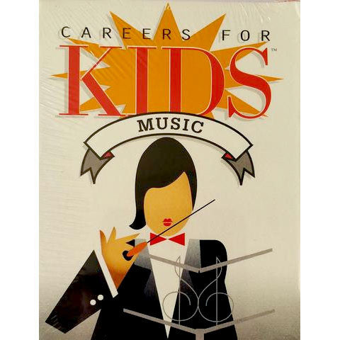 Careers for Kids: Music (Cards)