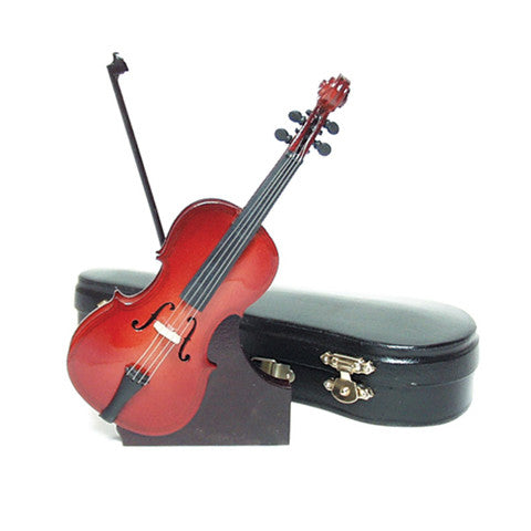 Cello Music Box