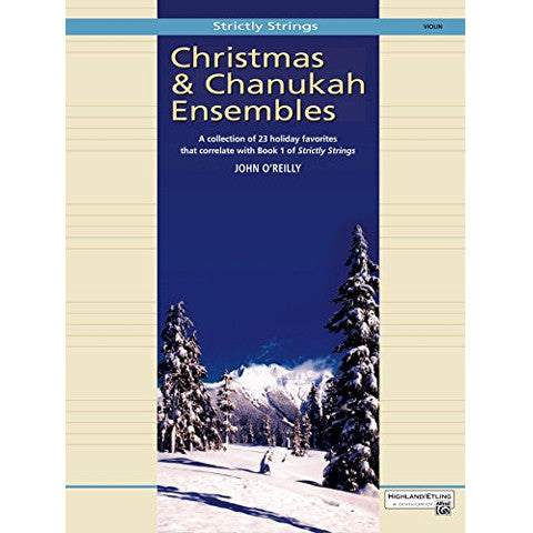 Christmas-Chanukah-Ensembles