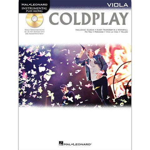 Coldplay-Instrumental-Play-Along-Viola