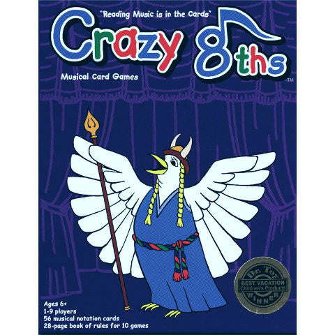 Crazy-Eighths-8ths-Music-Card-Game