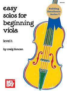 Easy-Solos-for-Beginning-Viola-Level-1