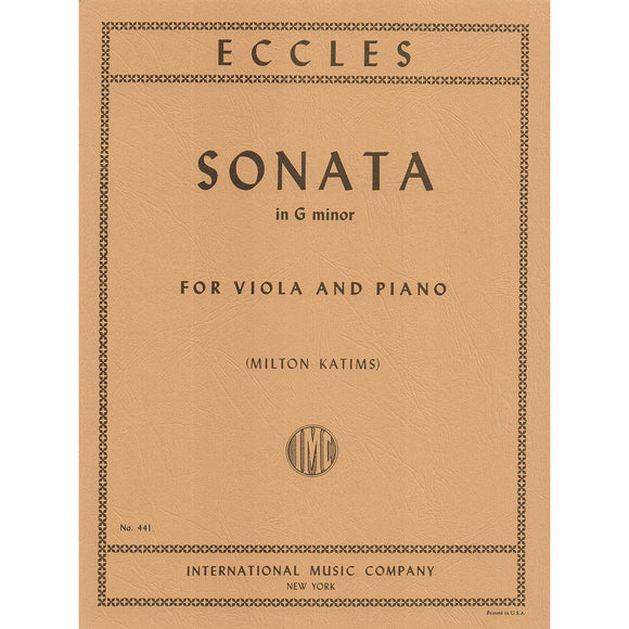 Eccles-Sonata-in-G-Minor-for-Viola-and-Piano