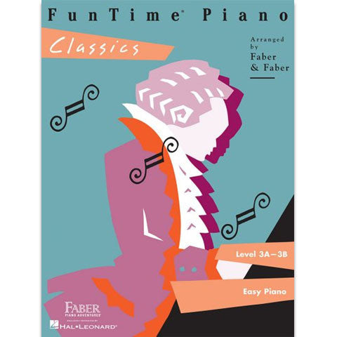 Faber-FunTime-Piano-Level-3A-3B-Classics
