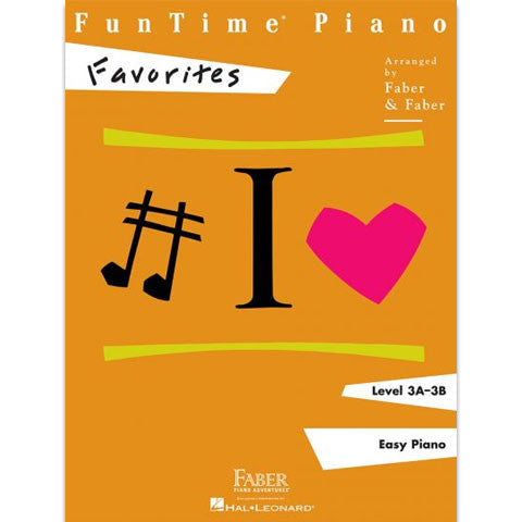 Faber-FunTime-Piano-Level-3A-3B-Favorites