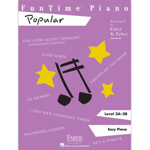 Faber-FunTime-Piano-Level-3A-3B-Popular