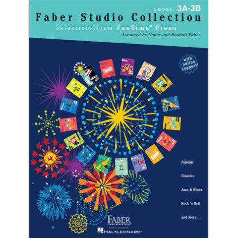 Faber-FunTime-Piano-Level-3A-3B-Studio-Collection